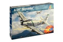 Maquette d'avion : A-1H Skyraider - 1:48 - Italeri 02788 2788