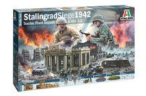 Diorama militaire : Siège de Stalingrad - 1/72 - Italeri 06193 6193