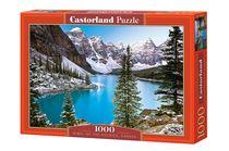 Puzzle The Rockies Canada - 1000 pièces - Castorland 102372