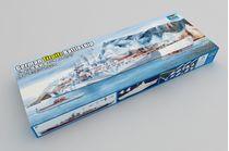 Maquette de navire de guerre : DKM Tirpitz - 1:350 - Trumpeter 5359 05359