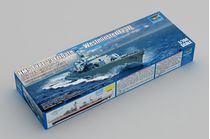 Maquette navire : HMS TYPE 23 Frigate Westminster(F237) - 1:700 - Trumpeter 6721, 06721