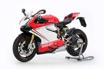 Maquette moto : Ducati 1199 Panigale S - Tricolore - 1/12 - Tamiya 14132