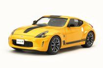 Maquette de voiture sportive : Nissan 370Z Heritage Edition - 1/24 - Tamiya 24348