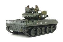 Maquette char d'assaut : Us Airborne Tank M551 Sheridan - 1/35 - Tamiya 35365