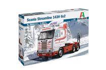 "Maquette camion : Scania ""Streamline"" 143H 6x2 - 1:24 -Italeri 03944 3944"