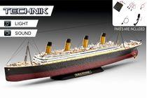 Maquette bâteau RMS Titanic - Technik 1:400 - Revell 0458, 458 - france-maquette.fr