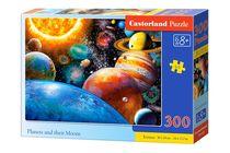 Puzzle Planètes - 300 pièces - Castorland 030262