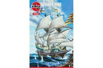 Maquette de voilier : Golden Hind - 1:72 - Airfix 09258V