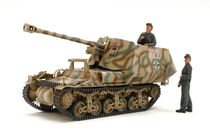 Maquette militaire : Tank allemand Marder I - 1:35 - Tamiya 35370