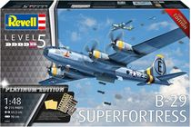 Maquette avion : B-29 Super Fortress - 1:48 - Revell 03850, 3850