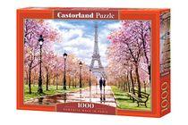 Puzzle promenage dans Paris - 1000 pièces - Castorland 104369