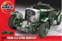 Maquette voiture 1930 4-5 L Bentley 1:12 - Airfix 20440V