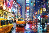 Puzzle Time Square - 1000 pièces - Castorland 103911