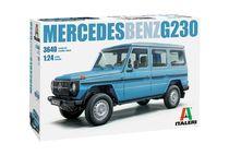Maquette voiture : Mercedes Benz G230 - 1:24 - Italeri 03640 3640