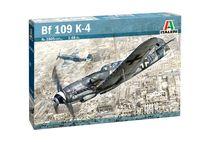 Maquette avion militaire : Bf 109 K-4 - 1/48 - Italeri 02805 2805