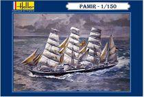 Maquette bateau : Pamir - 1/150 - Heller 80887