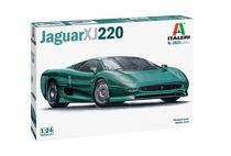 Maquette voiture : Jaguar XJ 220 - 1/24 - Italeri 03631 3631