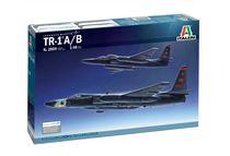 Maquette avion militaire : TR-1A/B - 1/48 - Italeri 02809