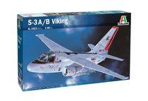 Maquette avion militaire : S-3A/B Viking - 1:48 - Italeri 2623 02623