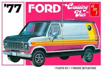 Maquette voiture : Ford cruising Van 1977 - 1:25 - AMT 591108