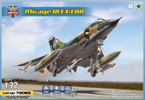 Maquette avion : Mirage IIIB operational trainer - 1:72 - Modelsvit 72060