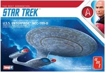 Maquette AMT - USS Enterprise Snap Kit 1/2500 - AMT 1126