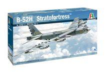 Maquette avion militaire : B-52H Stratofortress - 1:72 - Italeri 1442 01442