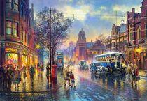 Puzzle Paysage  Abbey Road 1930'S - 1000 pièces - Castorland 104499