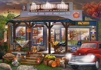 Puzzle Jeb's General Store - 1000 pièces - Castorland 104505