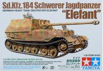 German Sd.Kfz.184 Tank Destroyer Elefant