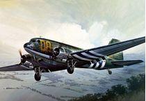 Maquette d'avion : C-47 SKYTRAIN 1:72