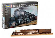Maquette train - Locomotive Big Boy - 1:87 - Revell 02165