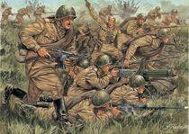 Maquette d'Infanterie Russe - Italeri 06057
