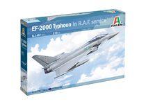 Maquette avion militaire : EF‐2000 Typhoon RAF - 1:72 - Italeri 1457 01457