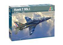 Maquette avion : BAE Hawk T.MK.1 - 1/48 - Italeri 2813 02813