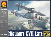 Maquette avion NIEUPORT XVII LATE - COPPER STATE MODELS 32002