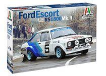 Maquette voiture :Fordescort MK II - 1:24 -Italeri 03655