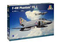 Maquette avion : F‐4 Phantom FG.1 - 1/72 - Italeri 1434 01434