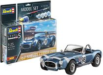 Boîte maquette voiture : Model Set AC Cobra 289 - 1:25 - Revell 67669