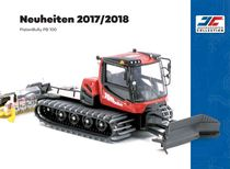 Dameuse PistenBully 100 4f 1:43 - JC