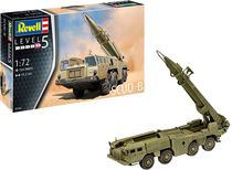 Maquette militaire : SCUD-B - 1:72 - Revell 03332, 3332