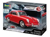 Maquette de voiture Porsche 356 Coupé - Revell 7679