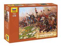 Figurines soldats : Cavalerie Turque - 1/72 - Zvezda 08054 8054