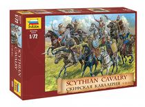 Figurines soldats : Cavalerie Scythe - 1/72 - Zvezda 08069 8069