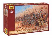 Figurines soldats : Cataphractaires - 1/72 - Zvezda 08067 8067