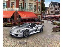 Maquette de voiture : Model Set Porsche 918 Spyder - 1/24 - Revell 67026