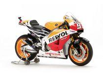 Maquette moto : Repsol Honda RC213V 2014 - 1/12 - Tamiya 14130