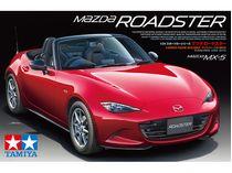 Maquette voiture Mazda MX-5 2015 1/24 - Tamiya 24342