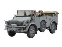 Maquette militaire : Véhicule de transport HORCH - 1/48 - Tamiya 32586