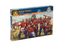 Figurines militaires : Infanterie Coloniale Britannique - 1/72 - Italeri 06050